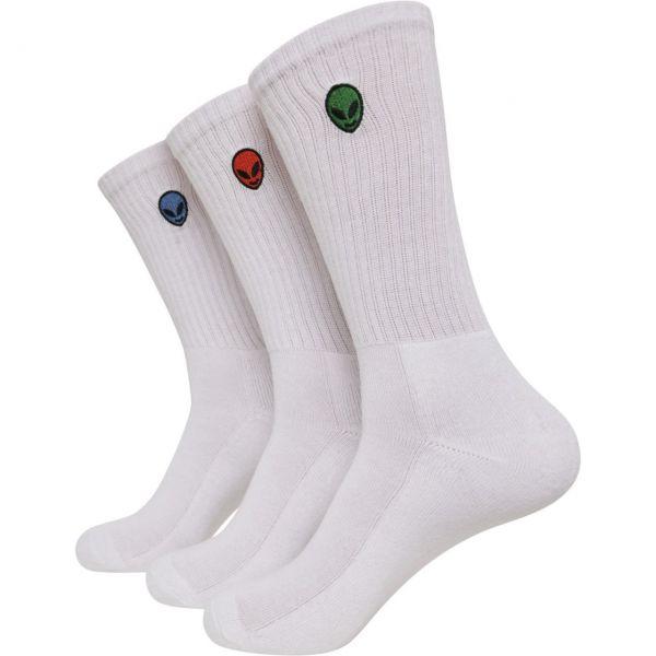 Urban Classics - ALIEN Sport Unisex Socken 3er Pack