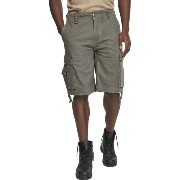 Brandit VINTAGE Outdoor Cargo Army Shorts