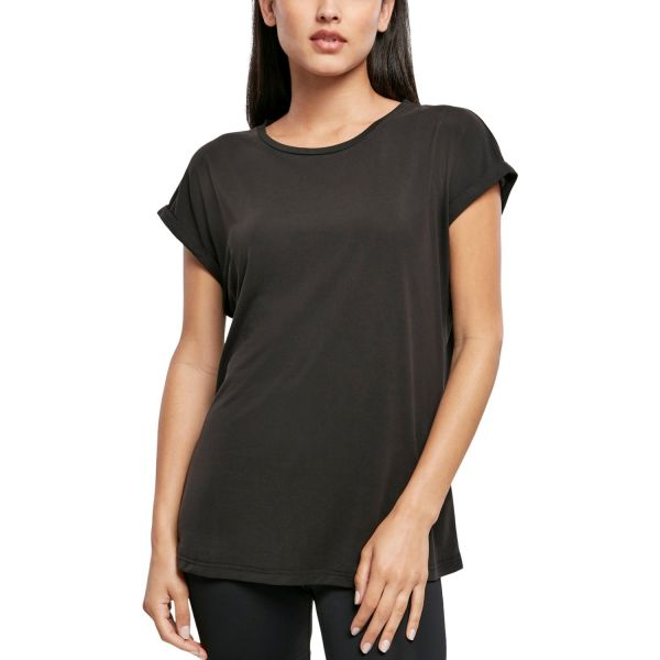 Urban Classics Ladies - Modal Extended Shoulder Top