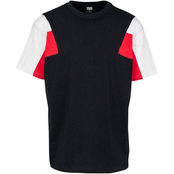 Urban Classics - 3-TONE Boxy Shape T-Shirt