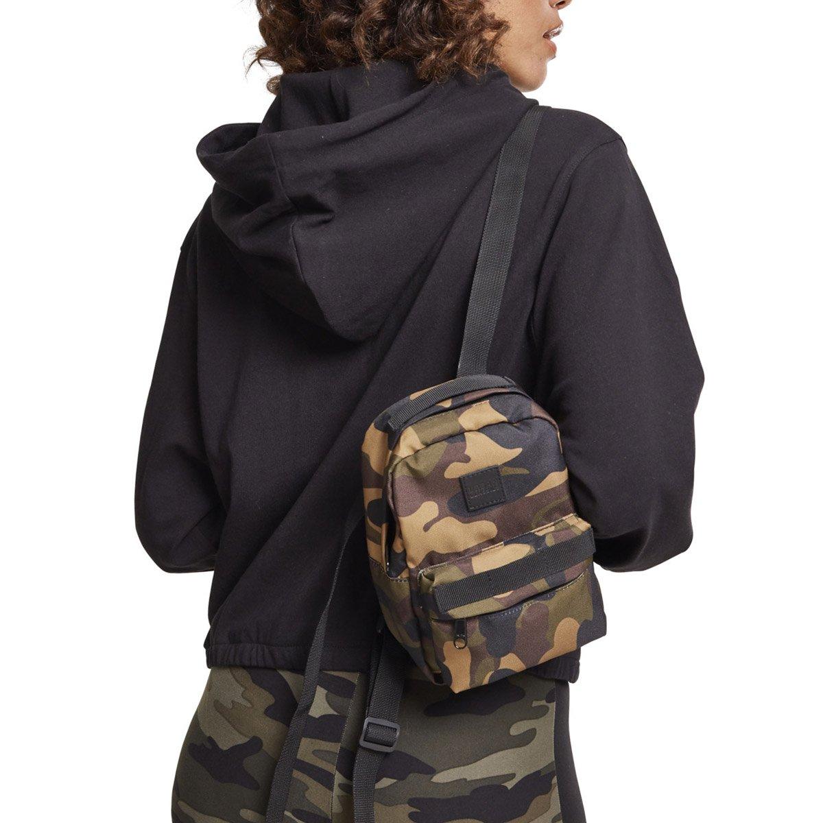 Urban Classics MINI Backpack Rucksack wood camo
