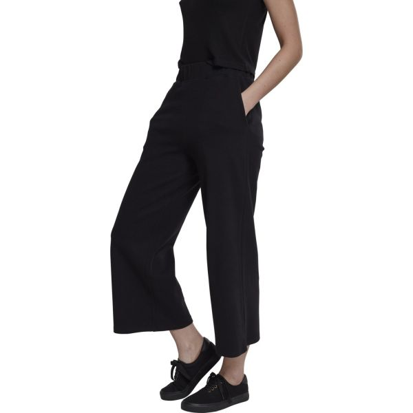 Urban Classics Ladies - Culotte Pants blacks