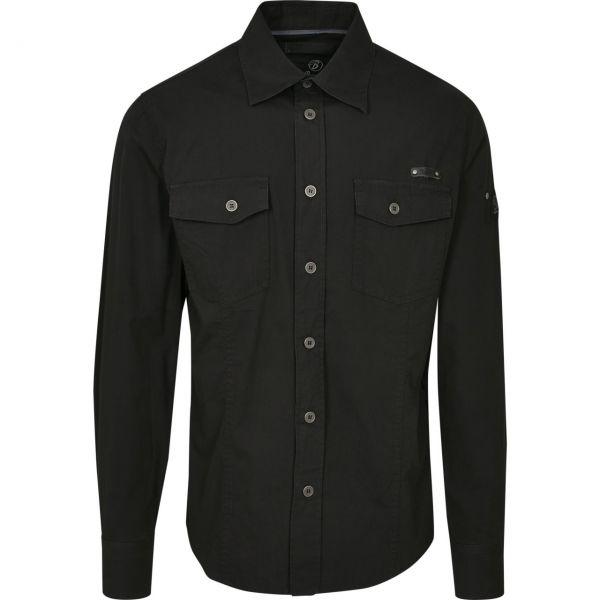 Brandit - WORKER Slim-Fit Vintage Hemd