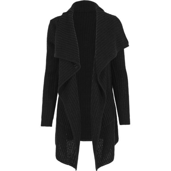 Urban Classics Ladies - Knitted Long Cape Strick Cardigan