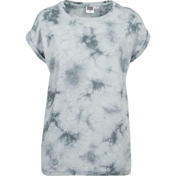 Urban Classics Ladies - Extended Shoulder BATIC Shirt Top