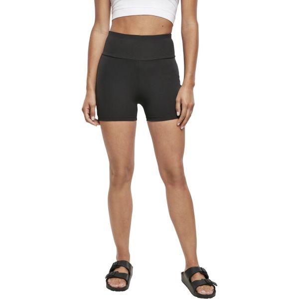 Urban Classics Ladies - High Waist Short Cycle Hot Pants
