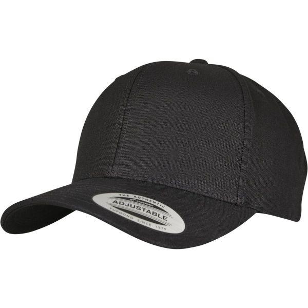 Flexfit 6-Panel Curved Metal Strapback Cap
