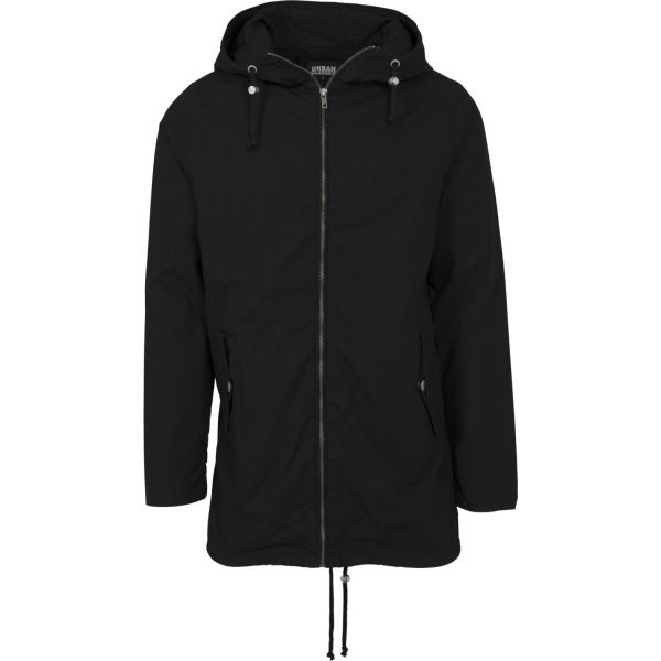 Urban Classics - LIGHT COTTON Parka Übergangs Sommer Jacke