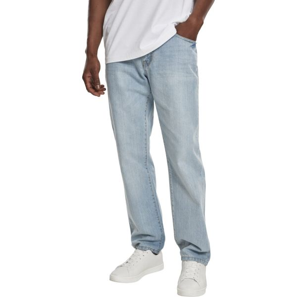 Urban Classics - Loose Fit Baggy Hip Hop Denim Jeans