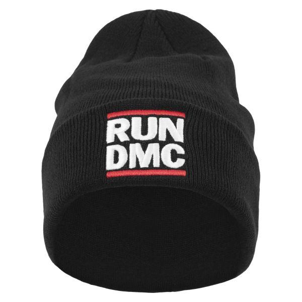 Merchcode Hiver Beanie - RUN DMC noir