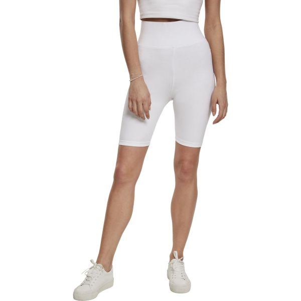 Urban Classics Ladies - High Waist CYCLE Shorts black