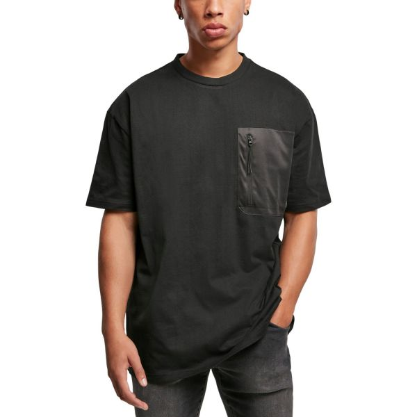 Urban Classics - Oversized Big Pocket Shirt