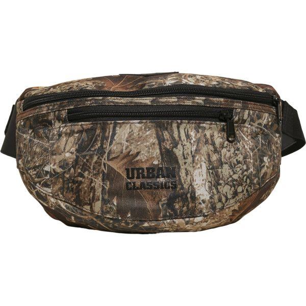 Urban Classics - Real Tree Camo Shoulder Zip Bag