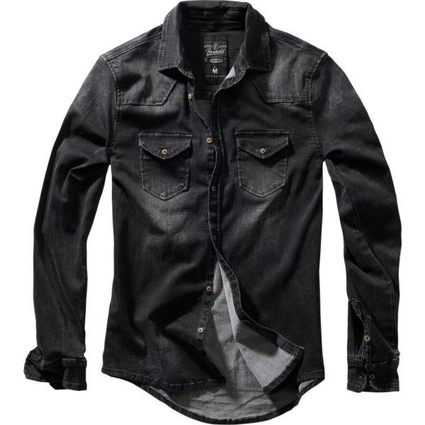 Brandit - RILEY Denim Hemd Shirt