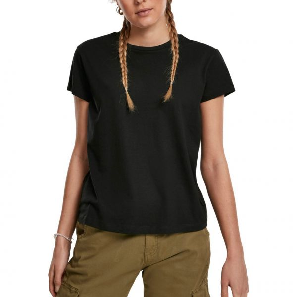 Urban Classics Ladies - Basic Box Top Shirt