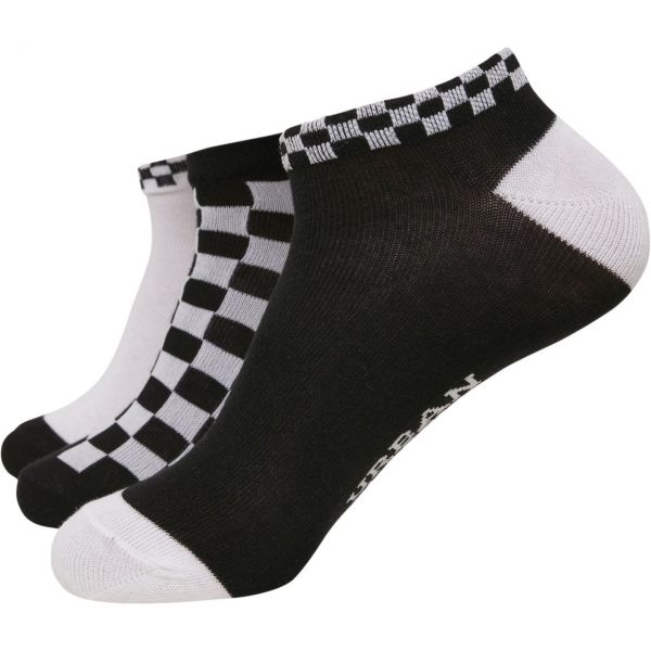 Urban Classics - LOW SNEAKER Socken 3er Pack