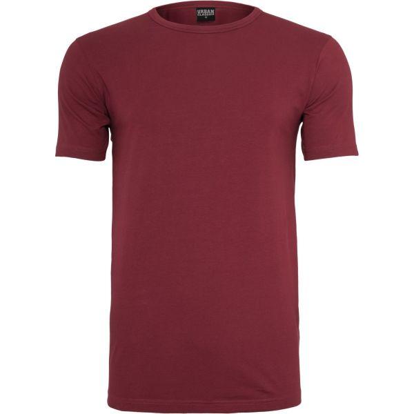 Urban Classics - FITTED STRETCH Shirt black