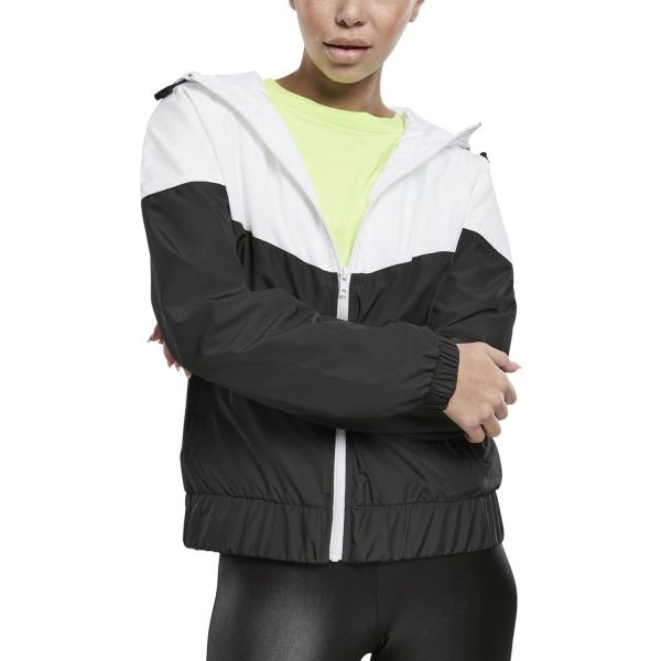 Urban Classics Ladies - Arrow Windbreaker Windrunner Jacke