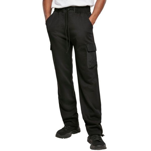 Urban Classics - COMMUTER Cargo Sweatpants black