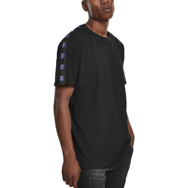 Mister Tee Shirt - NASA Logo Taped schwarz