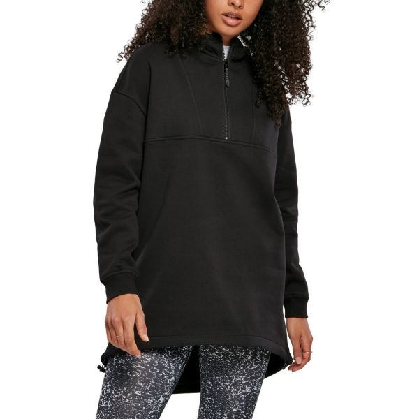Urban Classics Ladies - Long Oversized Pull Over Hoody