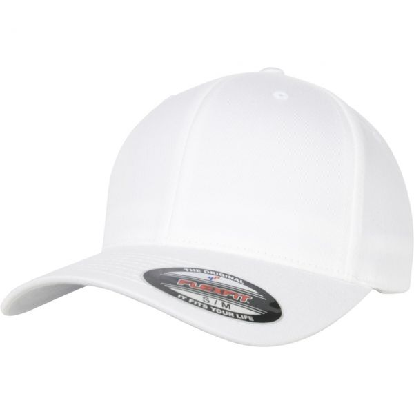 Flexfit Organic Cotton Stretchable Cap - Bio-Baumwolle