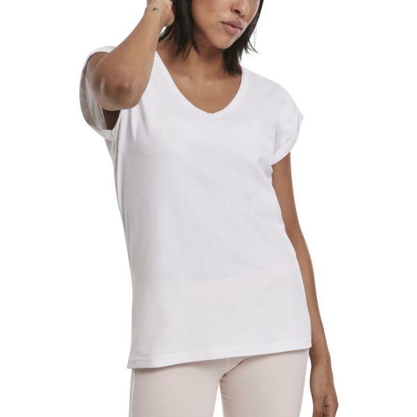 Urban Classics Ladies - EXTENDED SHOULDER Shirt