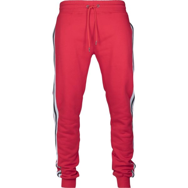 Urban Classics - Side Stripe Terry Sport Fitness Sweatpants