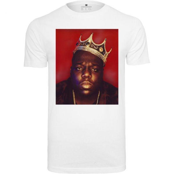 Merchcode Shirt - Notorious BIG Crown