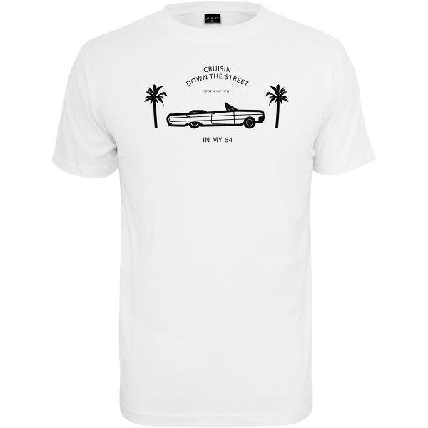 Mister Tee Shirt - CRUISIN weiß