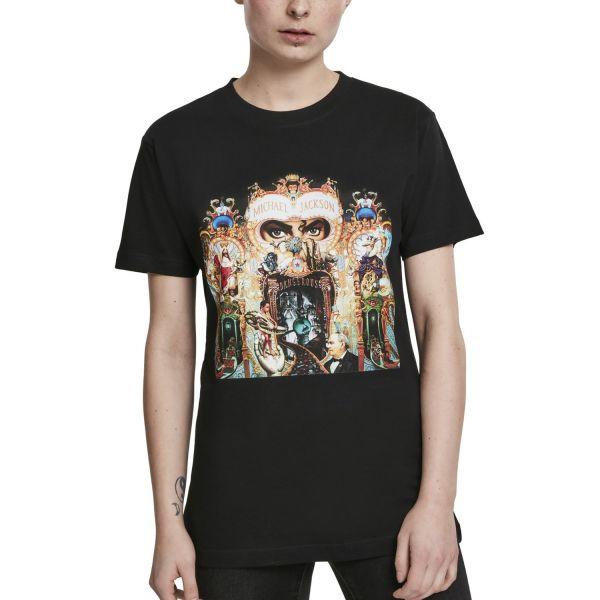 Merchcode Ladies Shirt - Michael Jackson Dangerous