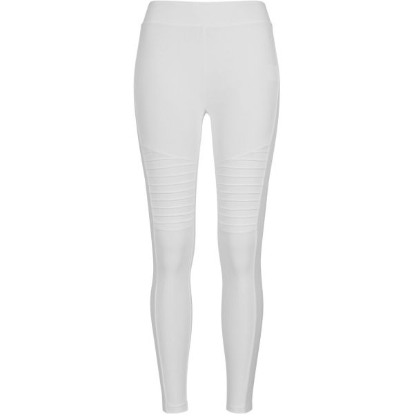 Urban Classics Ladies - Tech Biker Stretch Sport Leggings