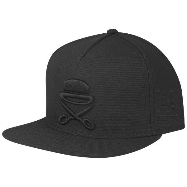 Cayler & Sons Snapback Cap - ICON schwarz
