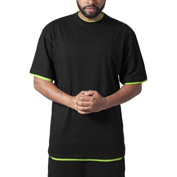 Urban Classics - CONTRAST Big & Tall Tee Shirt