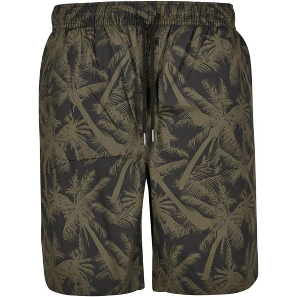 Urban Classics - Pattern Resort Sommer Shorts