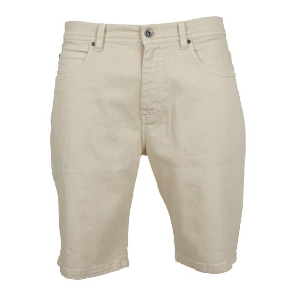 Urban Classics - STRETCH TWILL Shorts sand beige