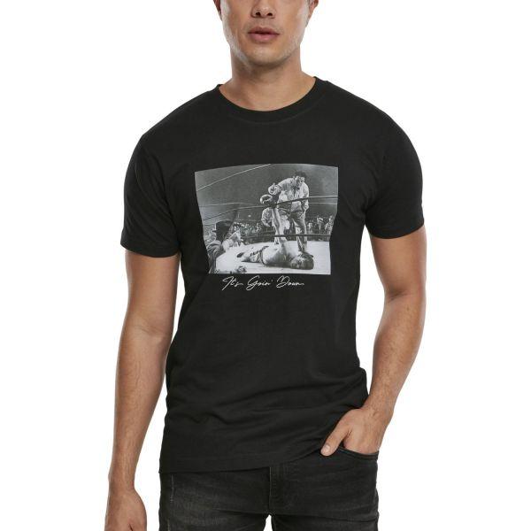 Mister Tee Shirt - GOING DOWN schwarz