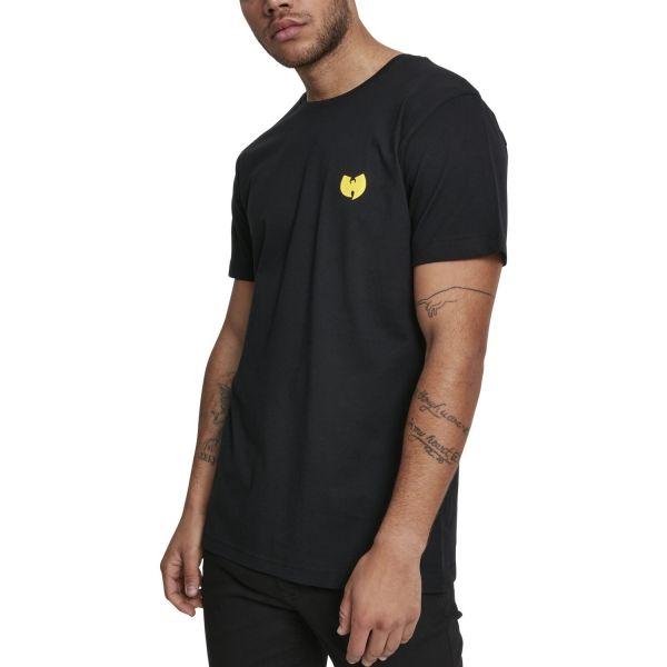 Wu-Wear Hip Hop Shirt - Front-Back noir