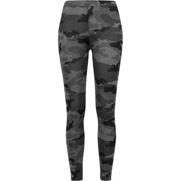 Urban Classics Ladies - CAMO Army Tarn Stretch Leggings