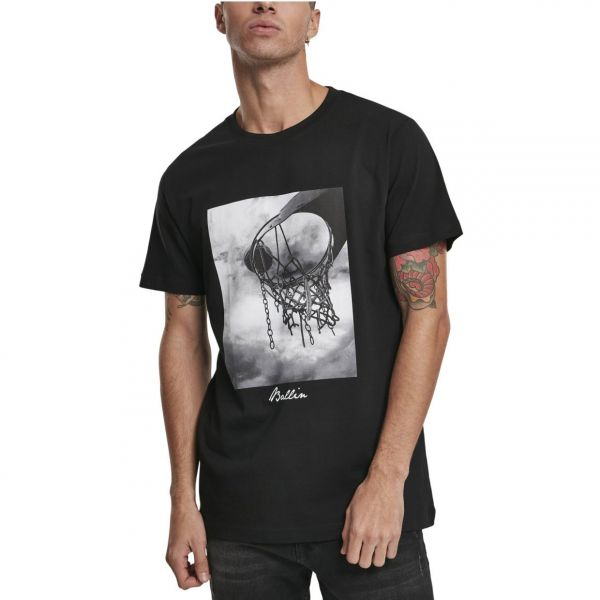 Mister Tee Shirt - BALLIN 2.0