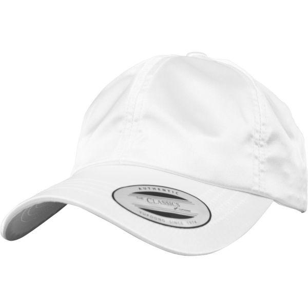 Flexfit Low Profile SATIN Strapback Cap