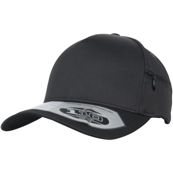 Flexfit Tech 110 Zip Pocket Cap