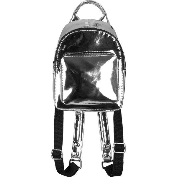Urban Classics - MINI Metallic Backpack Fashion Rucksack