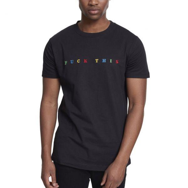 Mister Tee Shirt - F#?K THIS noir