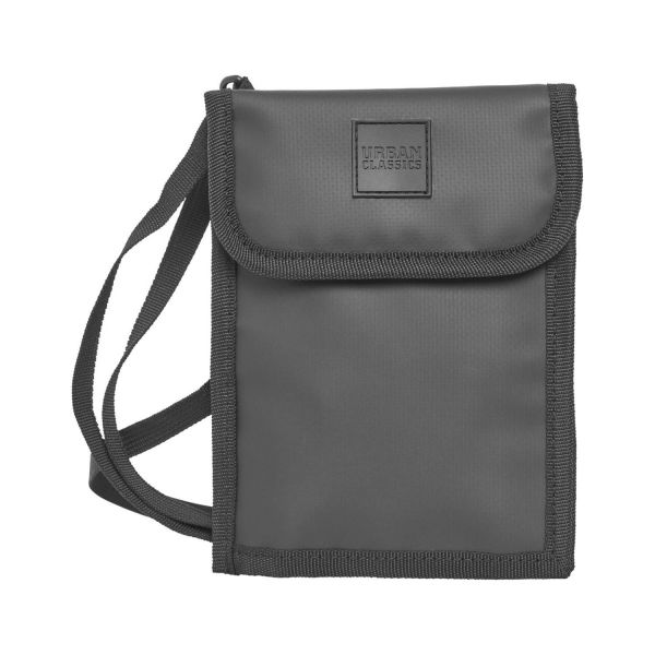 Urban Classics - OXFORD Coated Neck Pouch Umhängetasche