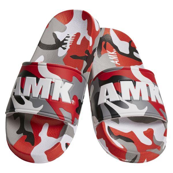 AMK Badeschlappen - Soldier Slides camouflage