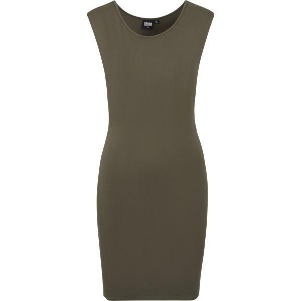Urban Classics Ladies - BASIC Summer Mini Kleid