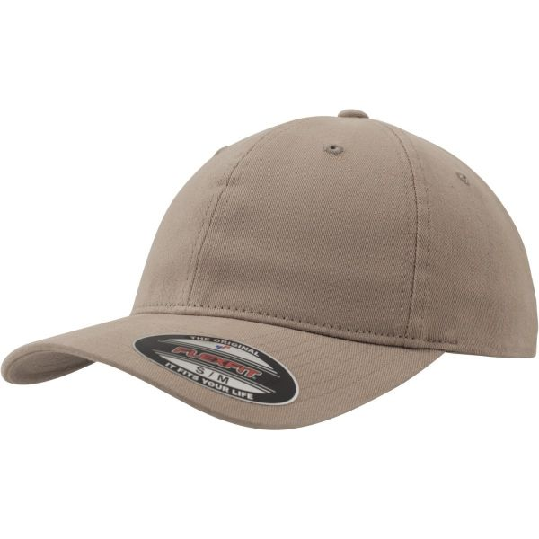 Flexfit Garment Washed Cap - beige khaki
