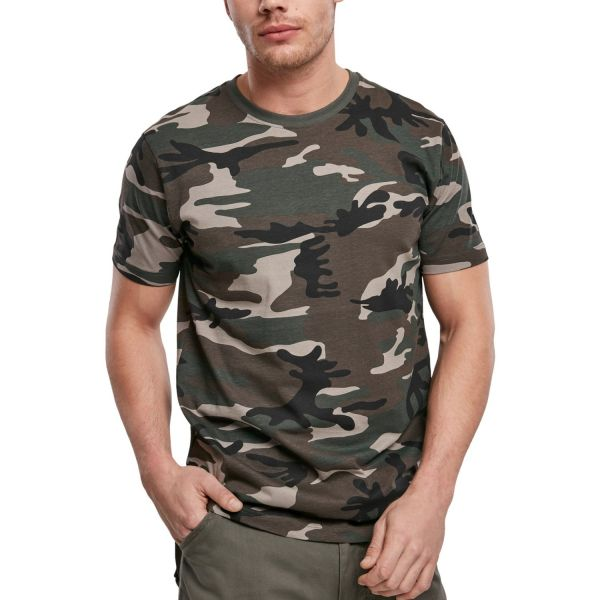 Brandit - BASIC T-Shirt camouflage