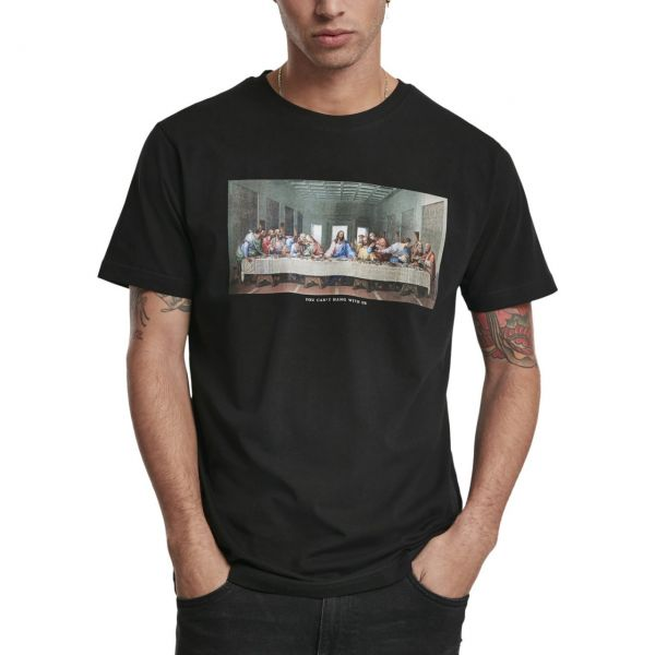 Mister Tee Shirt - Cant Hang With Us schwarz